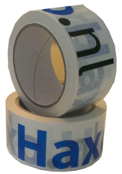 Tape bedrukt PVC