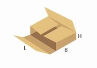 Kruisverpakking op maat - model 404